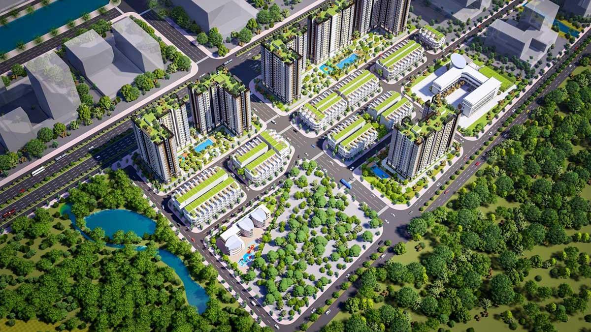 Thông tin dự án City Gate 5