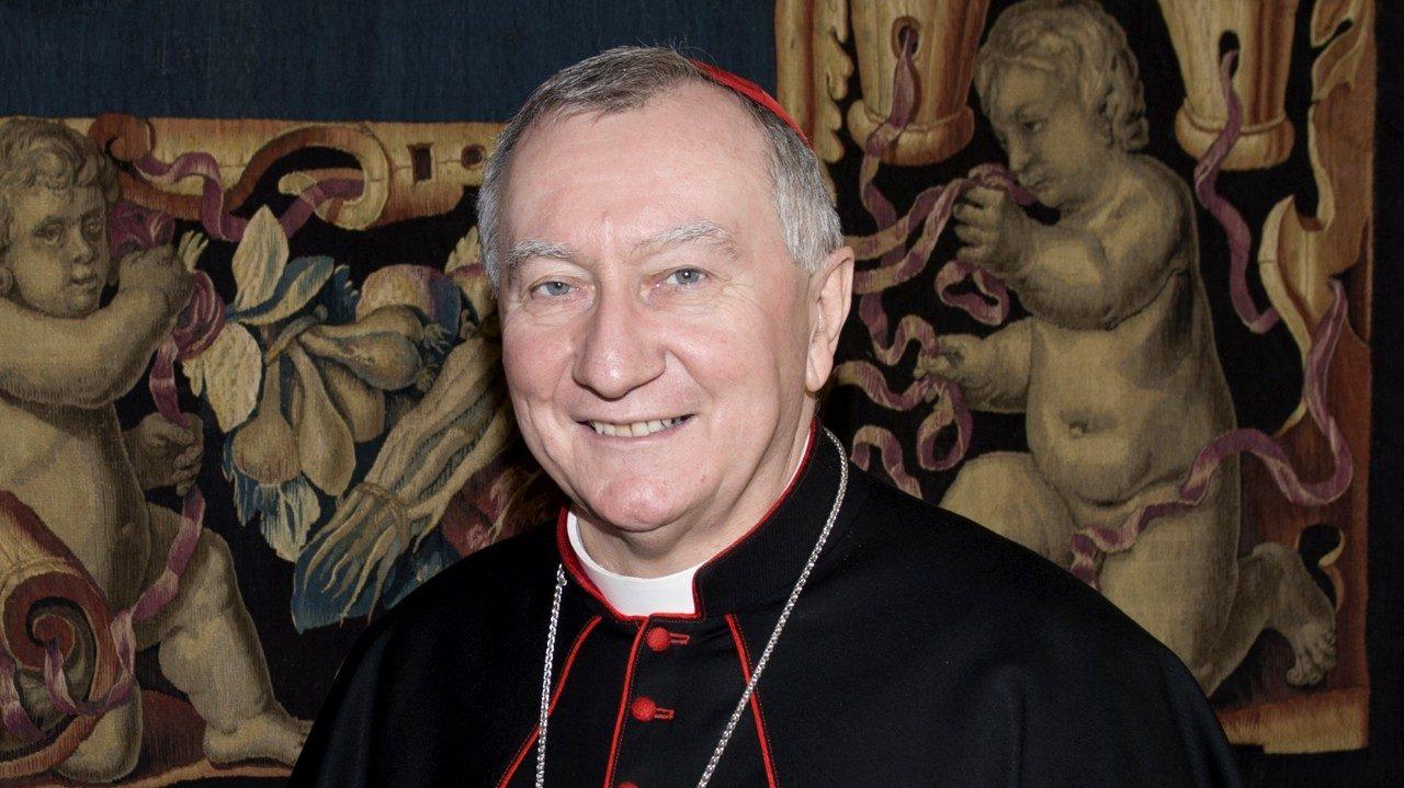 Những lời chúc Giáng sinh của Đức Hồng y Parolin tại Nhà thương Nhi đồng Bambino Gesu của Vatican ở Roma