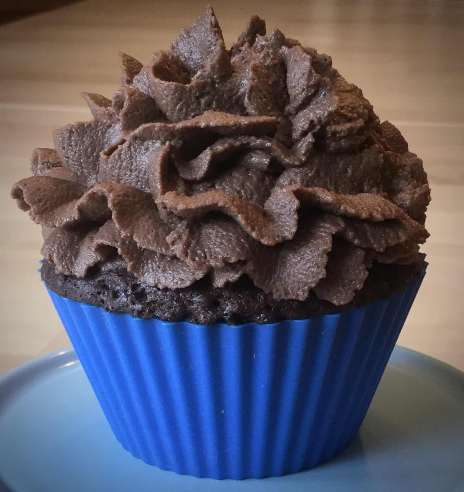 Low Carb Chocolate Fudge Frosting