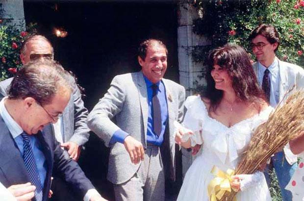 Adriano Celentano and Claudia Mori 5