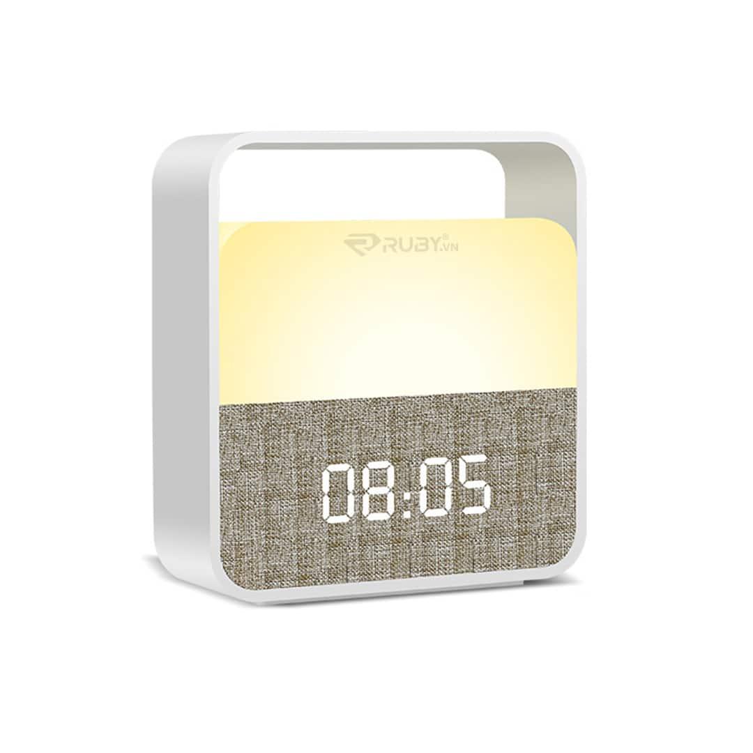 Đồng hồ kiêm đèn ngủ thông minh Midea X901 giải pháp hoàn hảo dành cho bạn