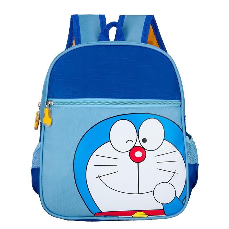Balo cho bé trai mầm non hình Doraemon cute, đáng yêu.
