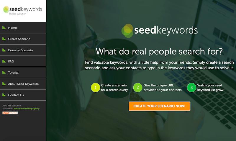 Best SEO Tools Seed Keywords