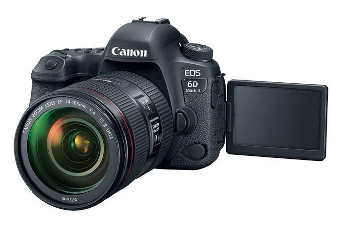Canon EOS 6D Mark II - Camera For Photography