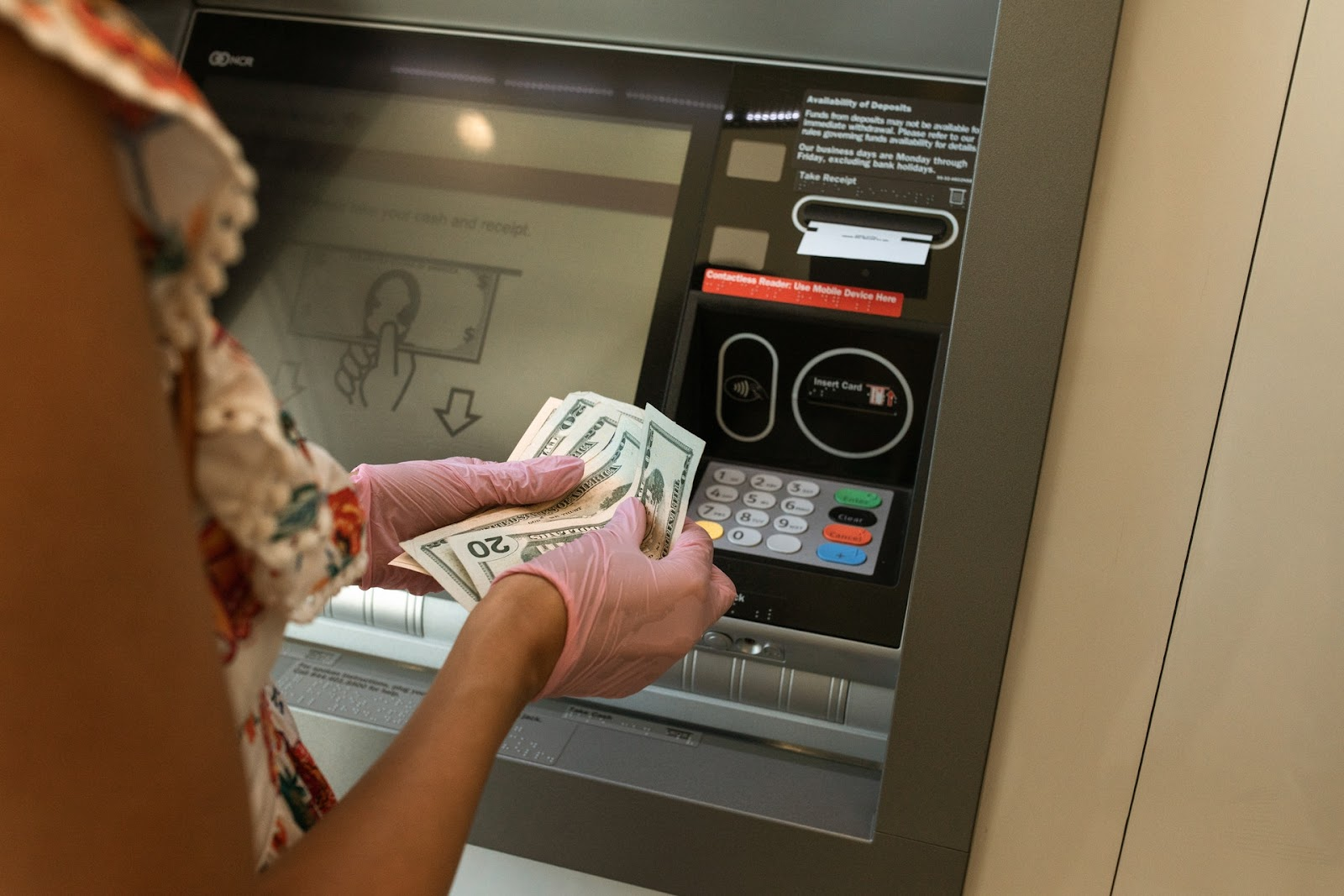 Reasons Why You Get an ATM Credit