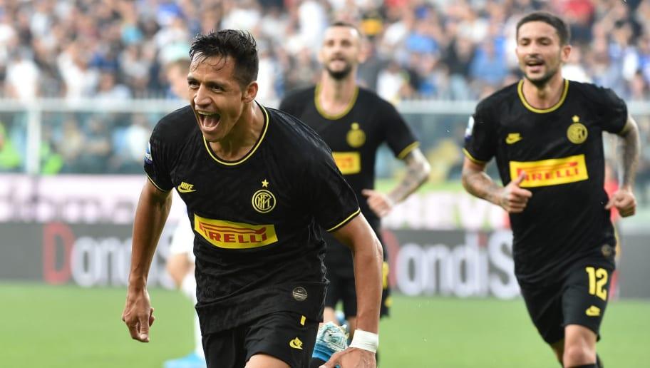 Image result for inter vs sampdoria