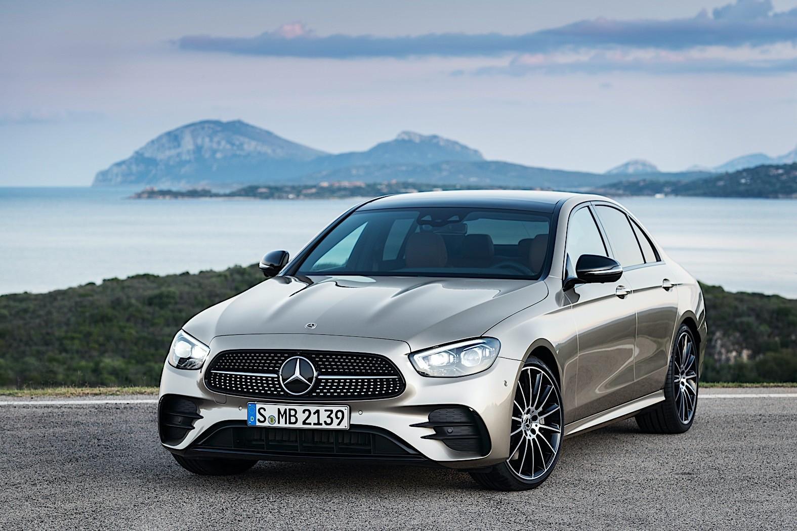 2021 Mercedes-Benz E-Class Saloon and Estate - NamasteCar