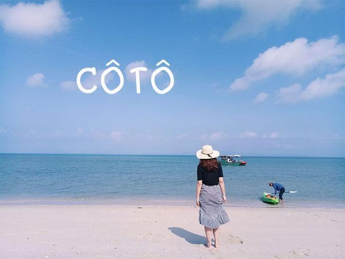Điểm mặt những tour du lịch Cô Tô biển hot nhất hiện nay