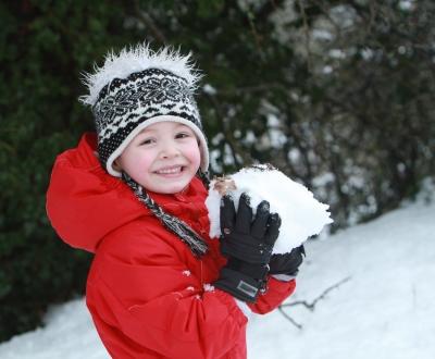 Téli időjárás - játékok gyerekeknek
