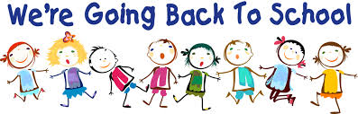 Image result for clip art back to school