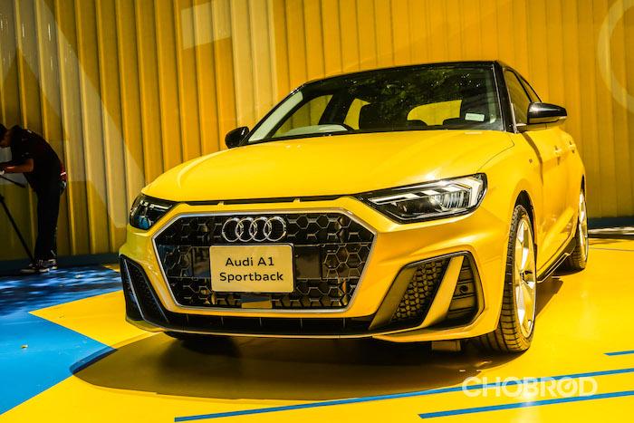 รถยนต์ Audi A1 Sportback 35 TFSI S Line 2020 ที่กำลังฮอตในตลาดรถไทยเเละต่างประเทศ