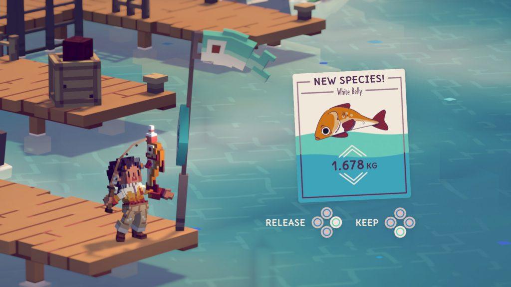 เปิดตัว Moonglow Bay เกมตกปลาในโลกสี่เหลี่ยมสุดผ่อนคลาย 1