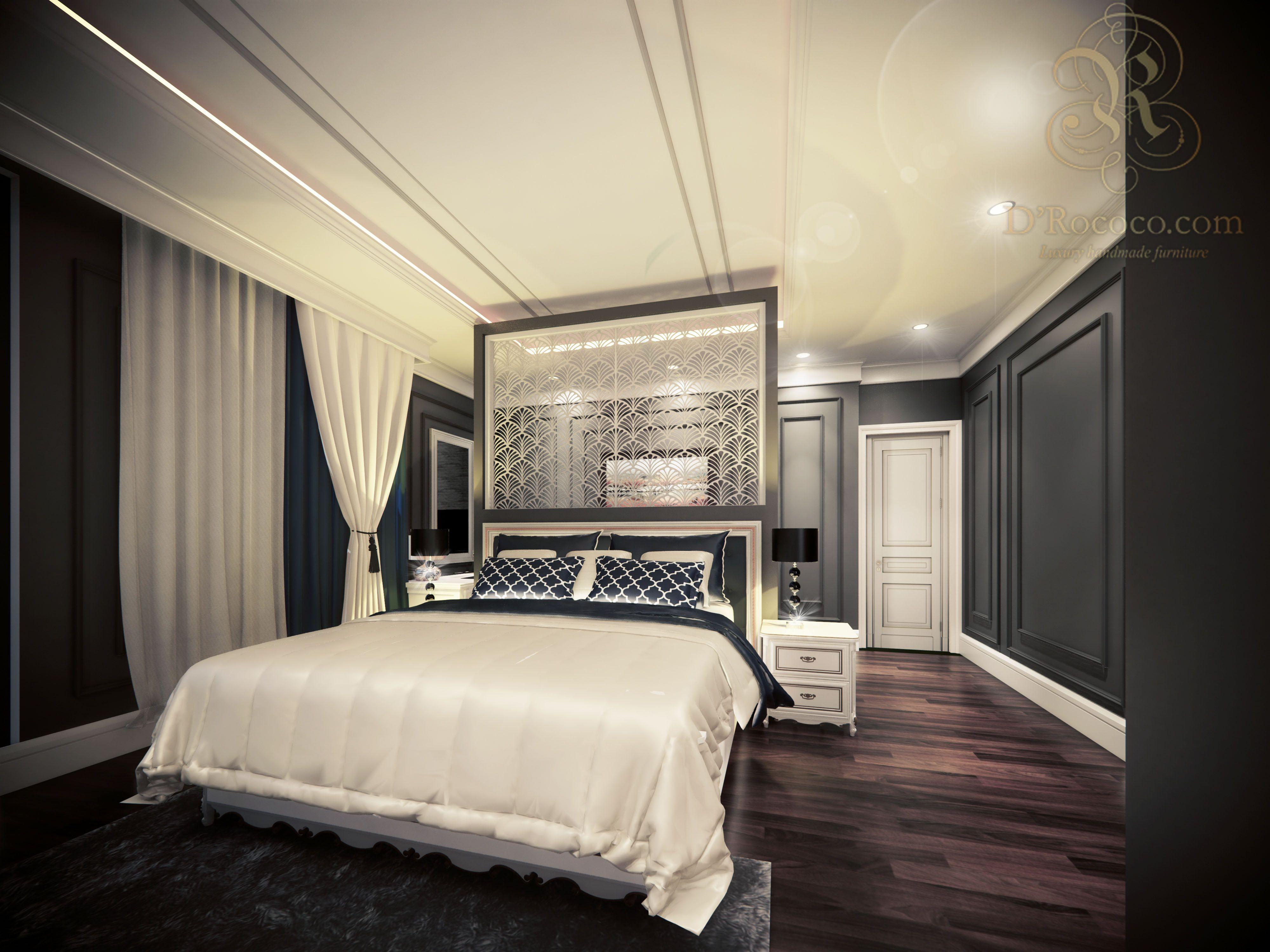 Phòng ngủ đẹp sang trọng 1