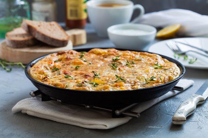 So kochen Sie ein nicht klassisches Omelett: 5 originale Frühstücksrezepte 1