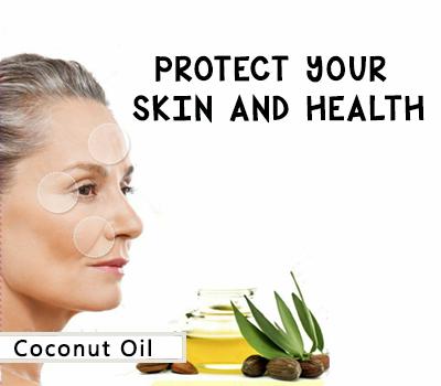 extra virgin coconut oil for skin