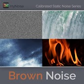 Brown Noise (Calibrated Static Noise Series)