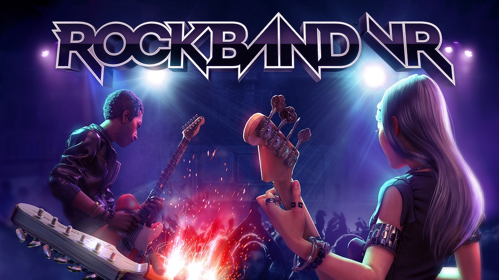 Rockband VR Cover