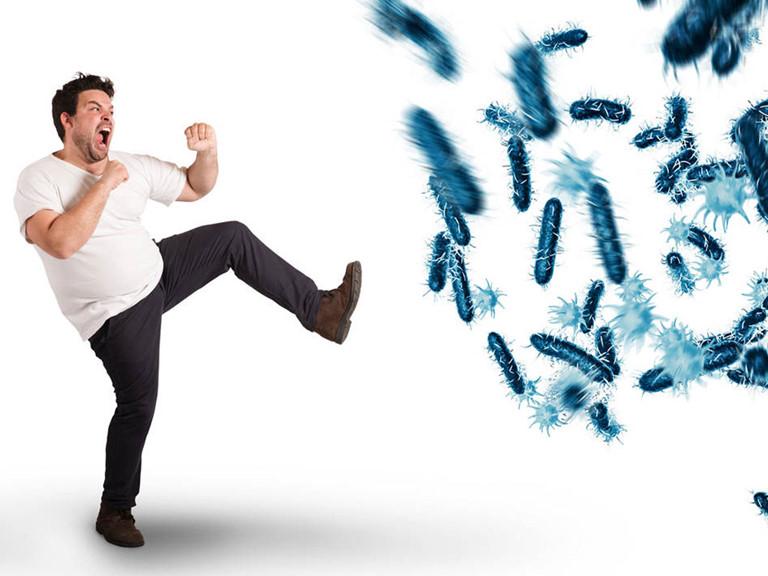 hệ miễn dịch khoẻ mạnh giúp phòng ngừa corona