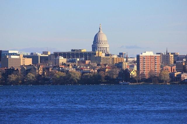 Madison, WI Skyline
