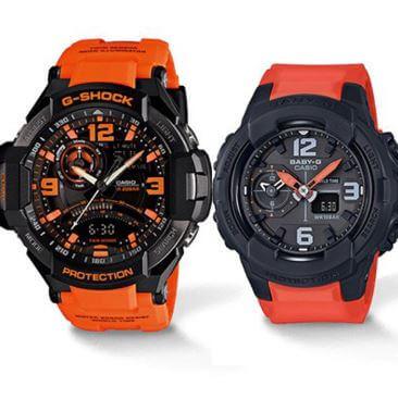 Thiết kế Đồng hồ casio g-shock ga-1000-1b