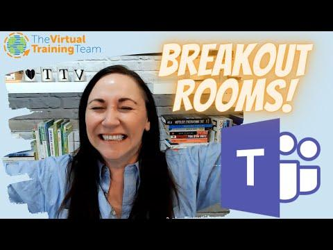 Video titled: Breakout Rooms in MS Teams! THEY'RE FINALLY HERE!