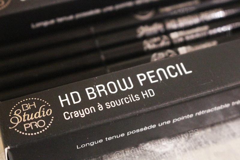 lápices de cejas bh cosmetics
