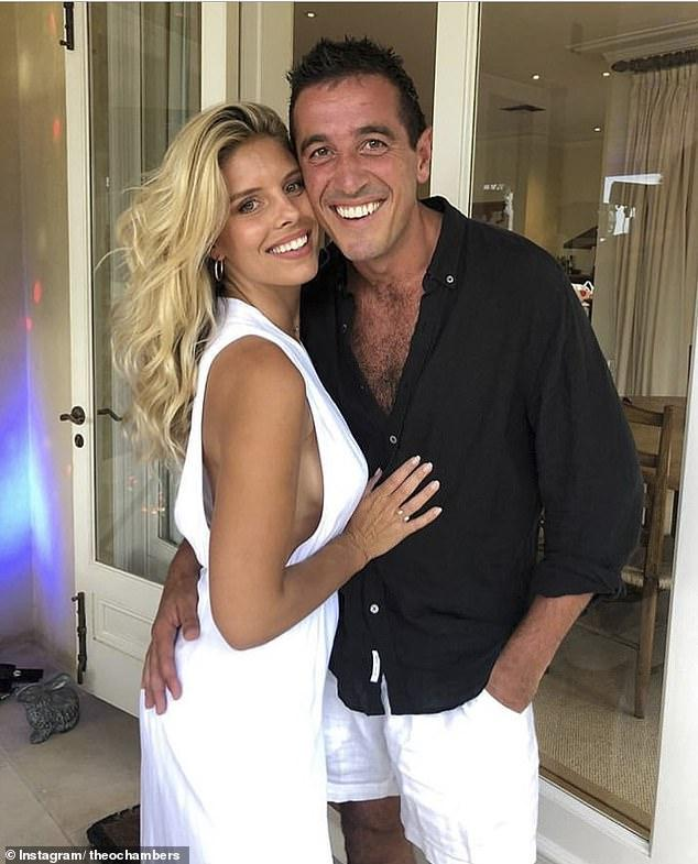 Image result for Natasha Oakley and boyfriend Theo