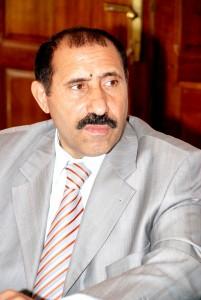 محمد رزق الصرمي عضو مجلس الادارة