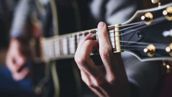 transposed guitar chords