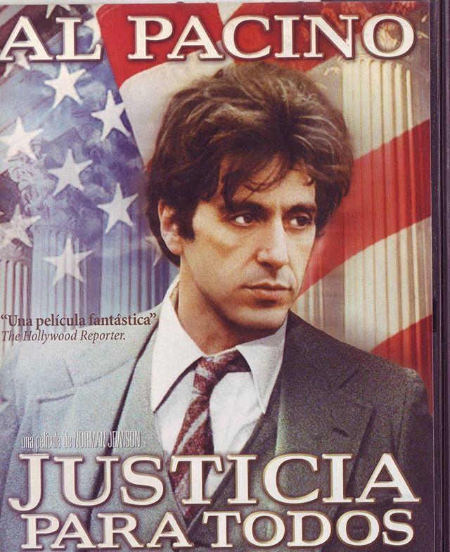 Justicia para todos (1979, Norman Jewison)