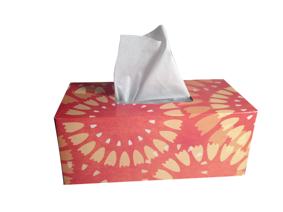 Free photo: Tissues, Box Of Tissues, Hygiene - Free Image on ...