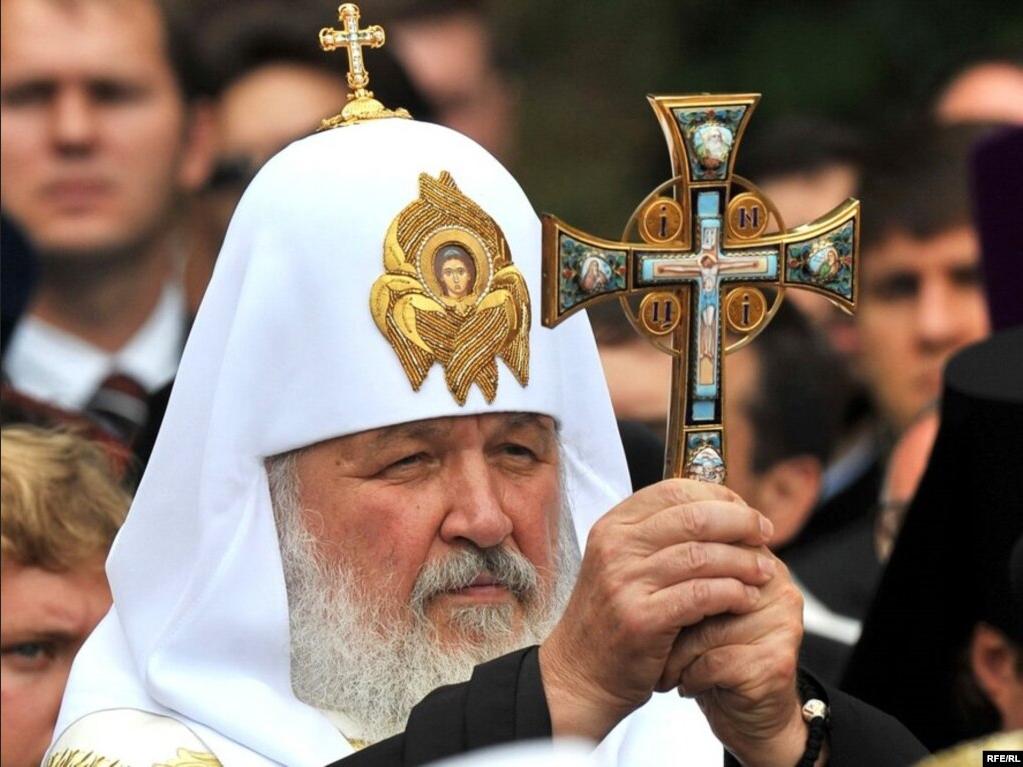 Патріарх Кирил їздив в Україну проголошувати 'русскій мір', який врешті-решт і напав на Україну у 2014 р. - фото 77776