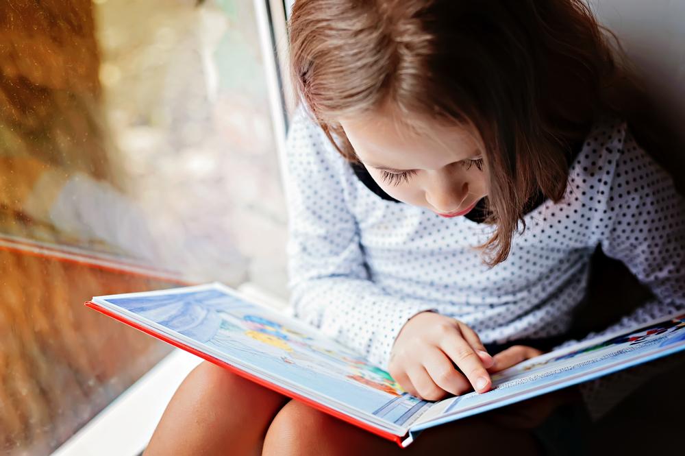 Criar um passaporte de leitura pode incentivar as crianças a manterem o hábito ao longo do ano letivo. (Fonte: Shutterstock)