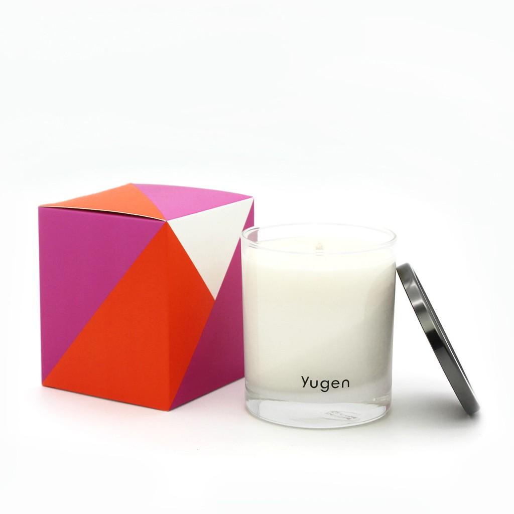 1. Yugen Aromatic Massage Candle