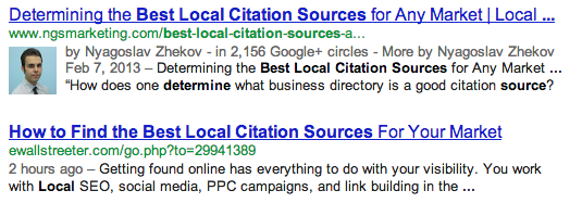 How to Use Google Authorship to Improve Your Local SEO Efforts