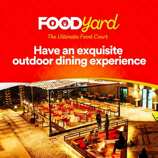 Food Yard - The Ultimate Food Court