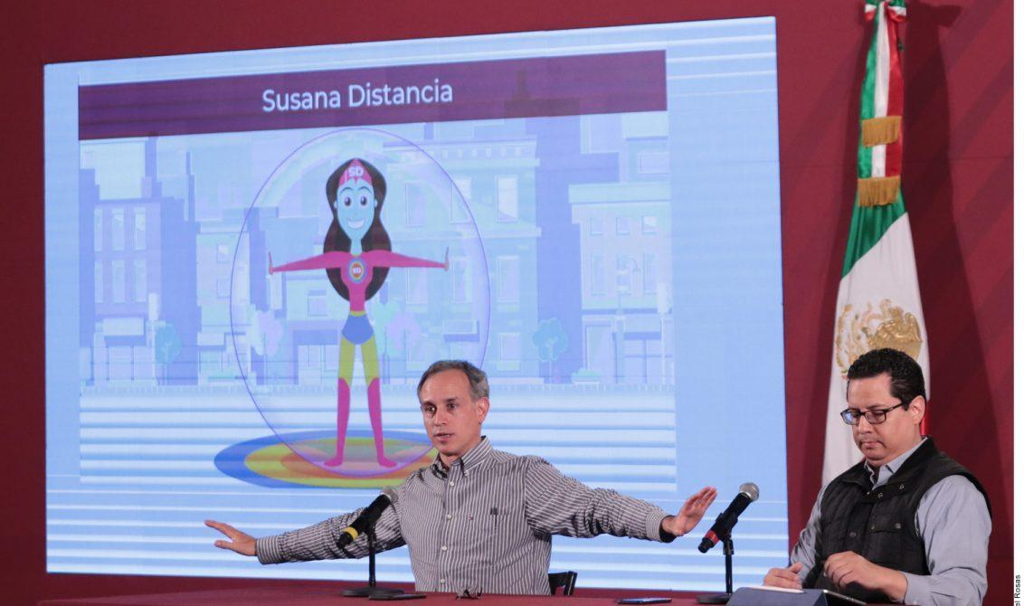 Son suficientes 41 laboratorios para coronavirus, informa López ...