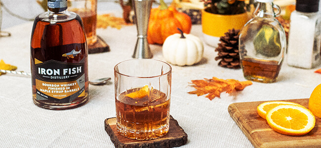 Iron Fish Distillery's Best Fall Cocktail