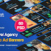Travel Agency Banner Ad - 60 PSD [04 Sets] Free Download