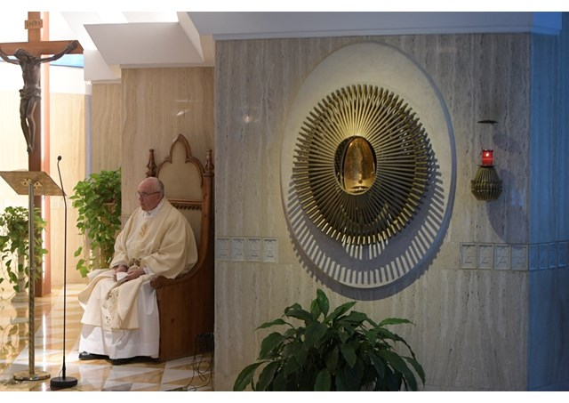 Đức Thánh Cha Phanxico: Hãy mở tâm hồn ra cho Chúa Thánh Thần