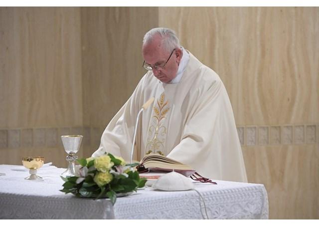 Đức Thánh Cha: Người Ki-tô hữu luôn trên hành trình đến gặp gỡ Thiên Chúa
