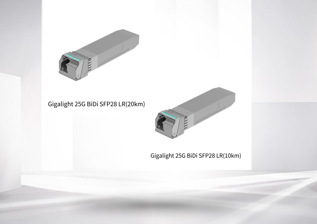 Gigalight 25G SFP28 AOC