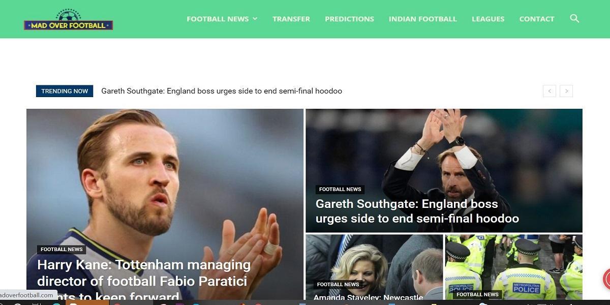 Top 9 website uy tín, chất lượng về thể thao tại India