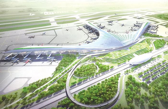 Sân bay Quốc tế sẽ do tổng công ty cảng hàng không Việt Nam (viết tắt AVC) đầu tư ở giai đoạn 1