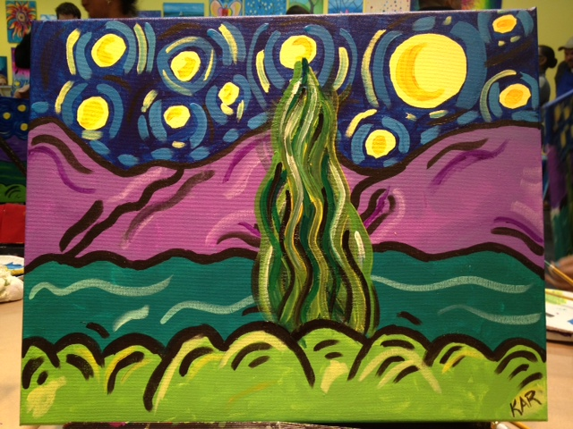 Wine Paint Canvas In Hope Mills Nc