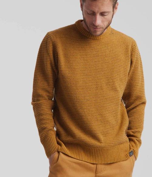 sustainable wool jumper