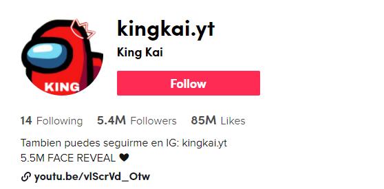 King Kai TikTok