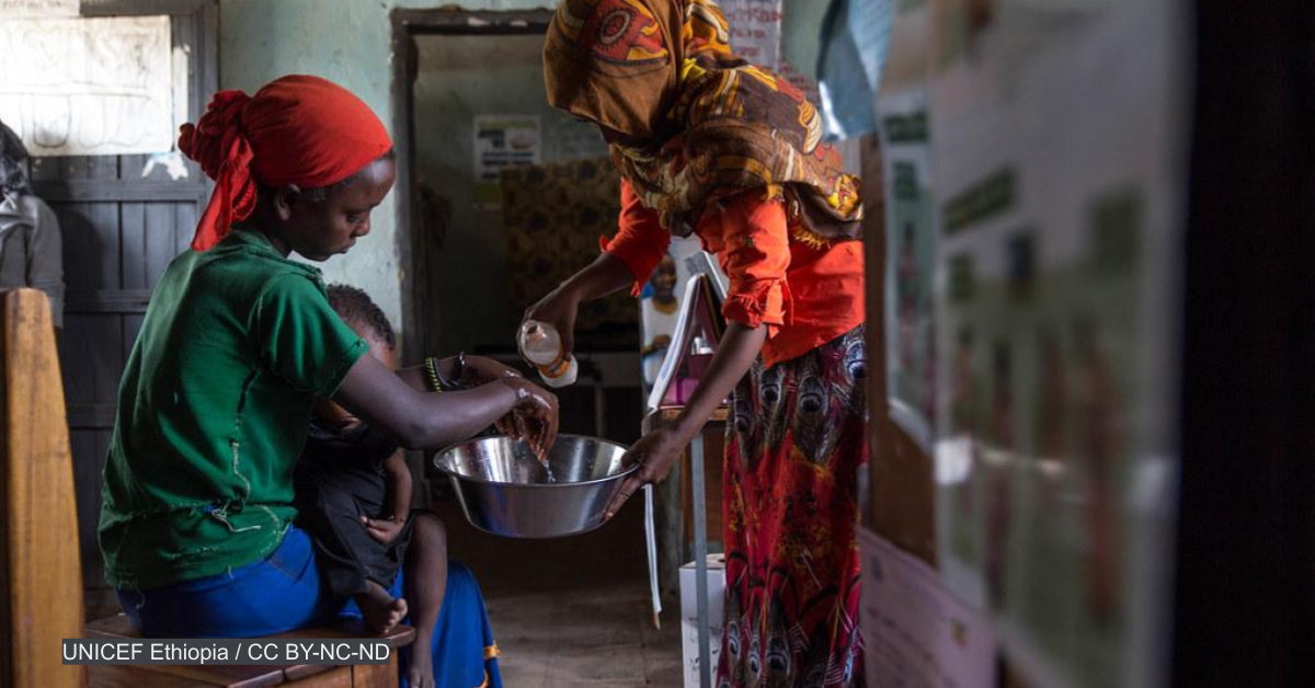 Community-based management of malnutrition 'a partially realized promise' 20 years on