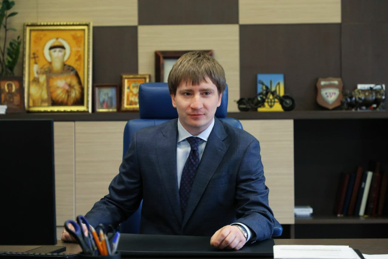 Владимир Бондаренко диплом
