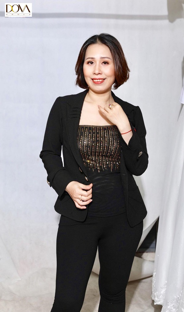 Công ty Dova bùng nổ doanh số tháng 8 cùng Nữ Hoàng Kim Cương Nguyễn Hoan - Ảnh 2